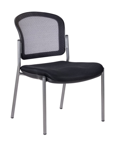 Mesh Back Guest Chair No Arms