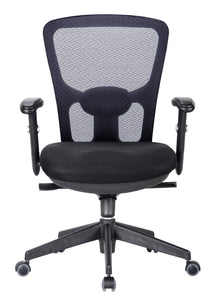 Black Mesh Back Desk Chair