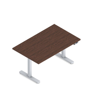 48 x 30 Height Adjustable Sit-Stand Desk - SPECIAL ORDER
