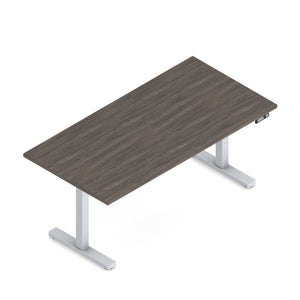 60 x 30 Height Adjustable Sit-Stand Desk - SPECIAL ORDER