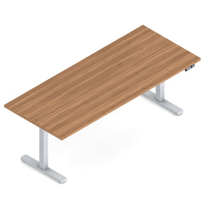 71 x 30 Height Adjustable Sit-Stand Desk - SPECIAL ORDER