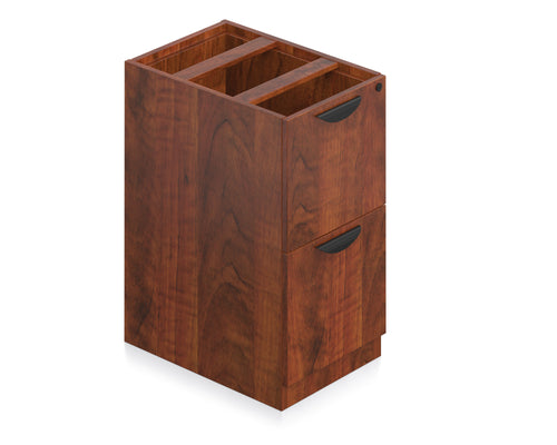 Full Height Pedestal 2 Drawer (file/file)