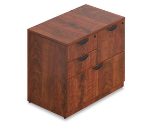"4 Drawer ""Combo"" Lateral File"