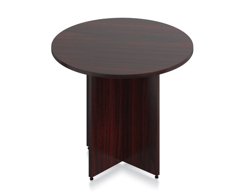 Diamenter Laminate Round Table - 36