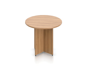 Diamenter Laminate Round Table - 36""