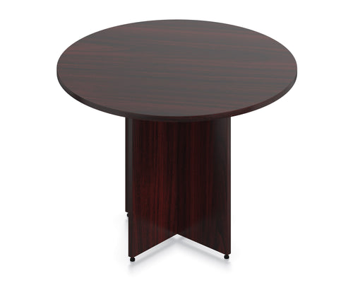 Diamenter Laminate Round Table - 42