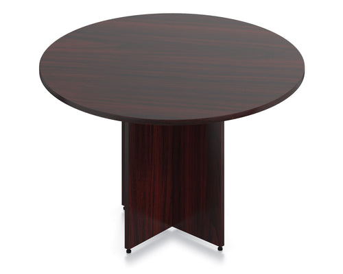 Diamenter Laminate Round Table - 48