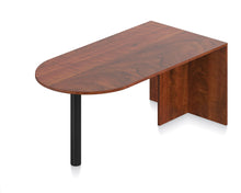 "Load image into Gallery viewer, Laminate Bullet Top Table -  <br>71"" x 36"""