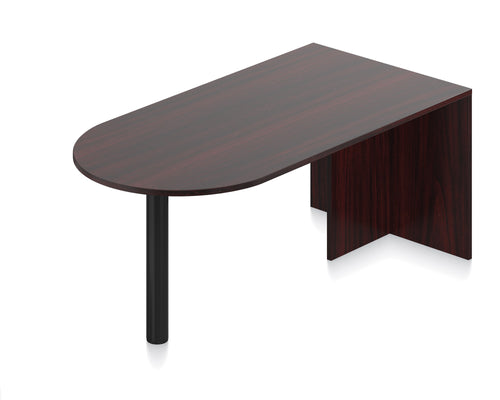 Laminate Bullet Top Table -  <br>71