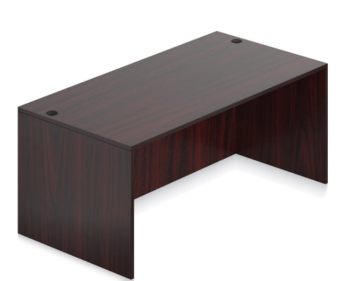 Laminate Desk Shell -  <br>71