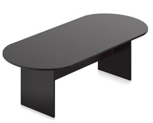 Load image into Gallery viewer, Laminate Racetrack Conference Table - 8'
