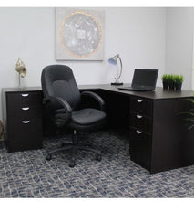 Load image into Gallery viewer, Black Desk Chair - OUT OF STOCK
