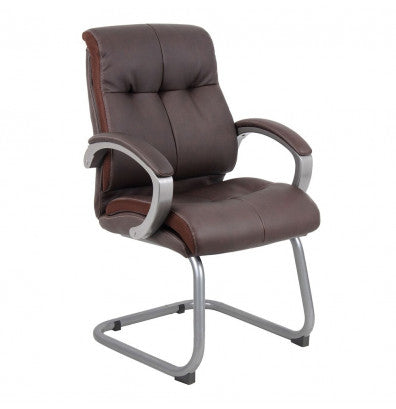 Brown Guest Chair
