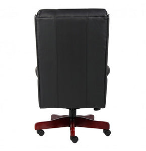 Caressoft High-Back Executive Desk Chair