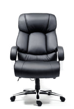 Load image into Gallery viewer, Heavy Duty Black Executive Desk Chair
