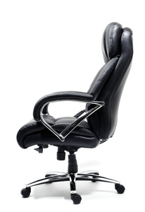 Heavy Duty Black Executive Desk Chair