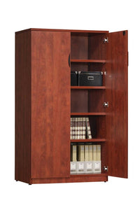 "66"" Laminate Office Storage Cabinet"