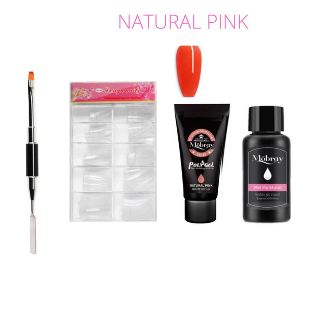 Polygel Nail Extension Kit-Beauty sets and kits