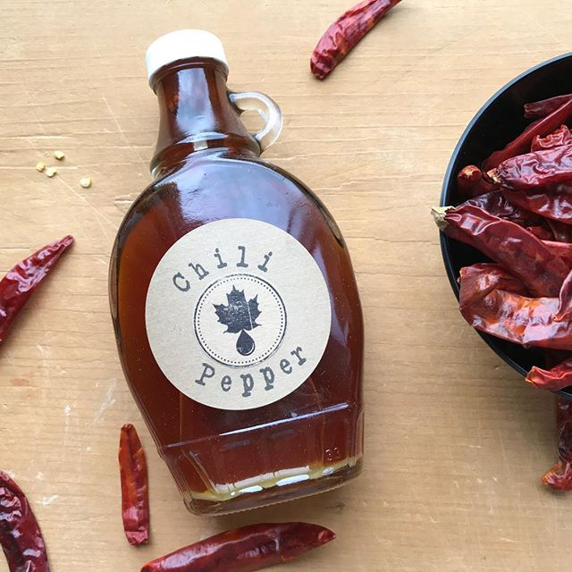 Pure Virginia Maple Syrups