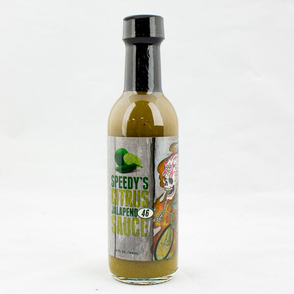 "Speedy's #46 ""Citrus Jalapeno"" from Speedy's Hot Sauce"