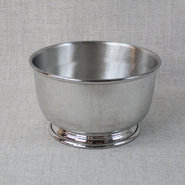 "Camelot Pewter 8"" Virginia Bowl"