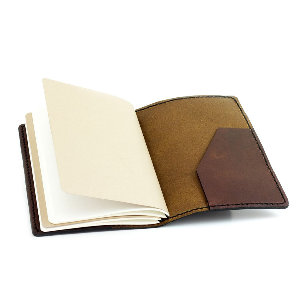 Traveler's Notebook, Leather
