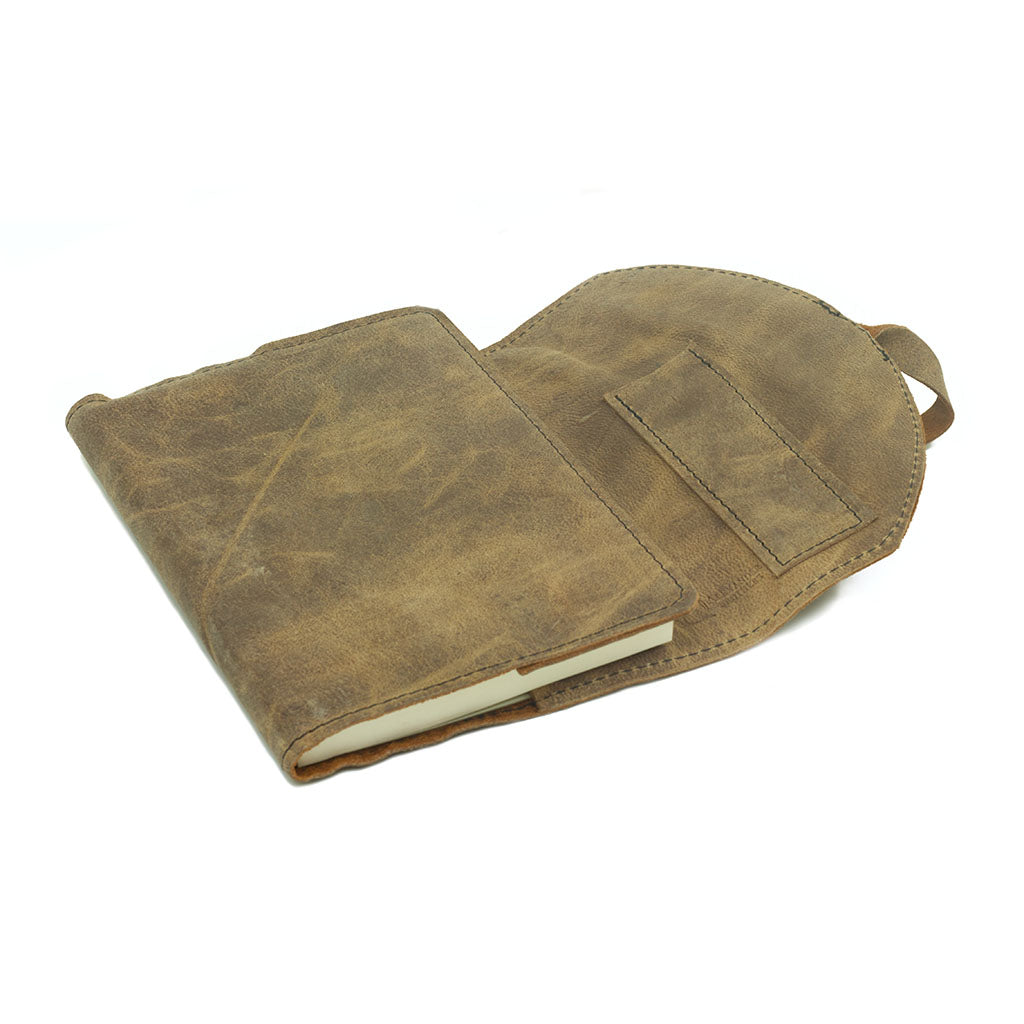 Journal, Moose Hide Leather