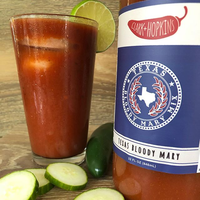Texas Bloody Mary Mix