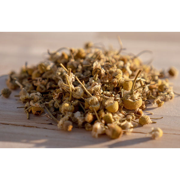 Golden Glory Tea Blend Chamomile from HaaShrooms