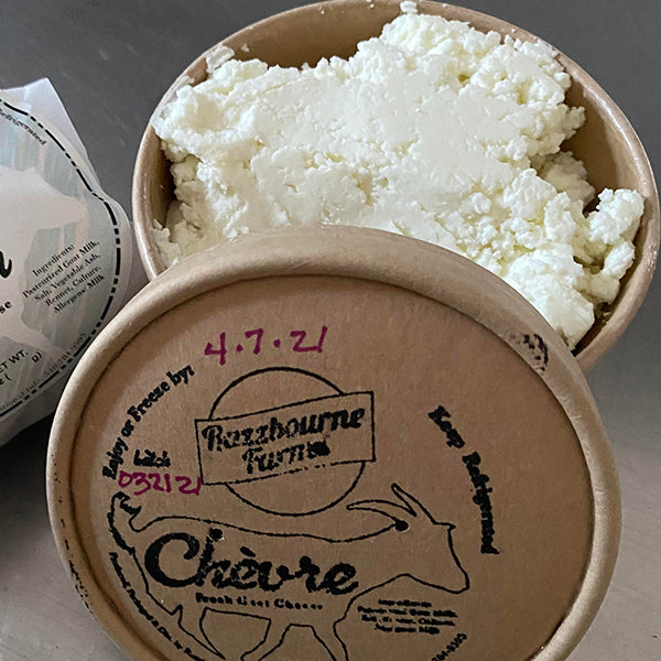 Chevre Goat Cheese, 8oz