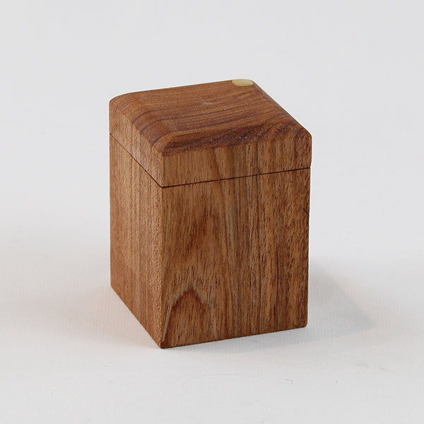 Pivot-Top Mini Keepsake Box from Dan Burke Designs