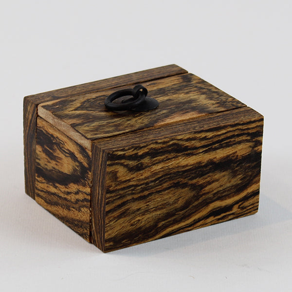 Pull-Top Mini Keepsake Box from Dan Burke Designs