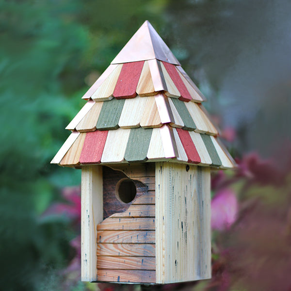 Vintage Gatehouse, Bird House