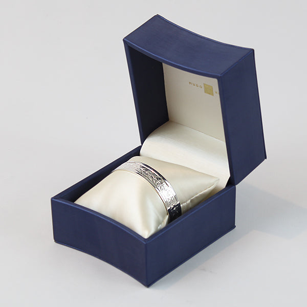 Hugo Kohl Sterling Silver Bracelet in gift box