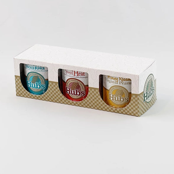 Hubs Peanuts Special Trio Gift Box