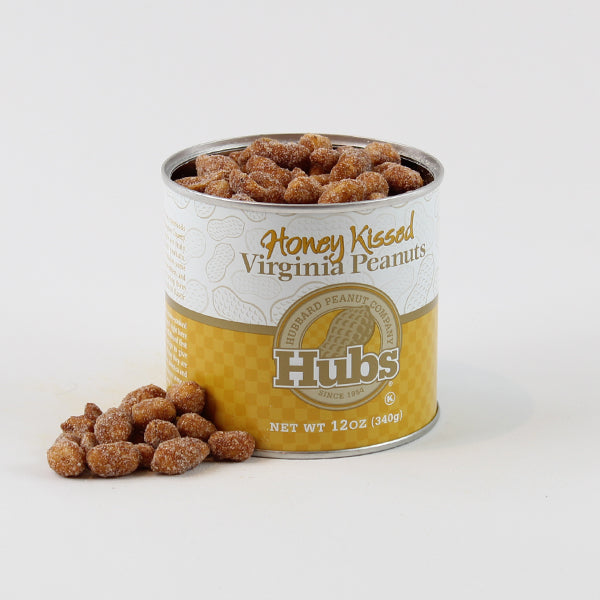 Hubs Peanuts Special Trio Gift Box  Honey Kissed