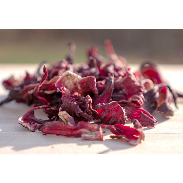 Poppy's Punch Tea Blend Hibiscus from HaaShrooms
