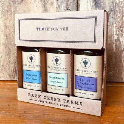 The Three for Tea Sampler