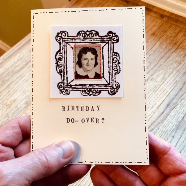 Birthday Do-Over Card Pack