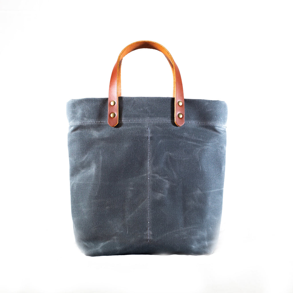 Bottle Tote - Charcoal