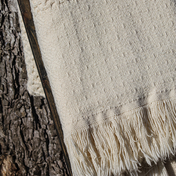 "The Tate, Cotton Throw Blanket, 50"" x 70"""