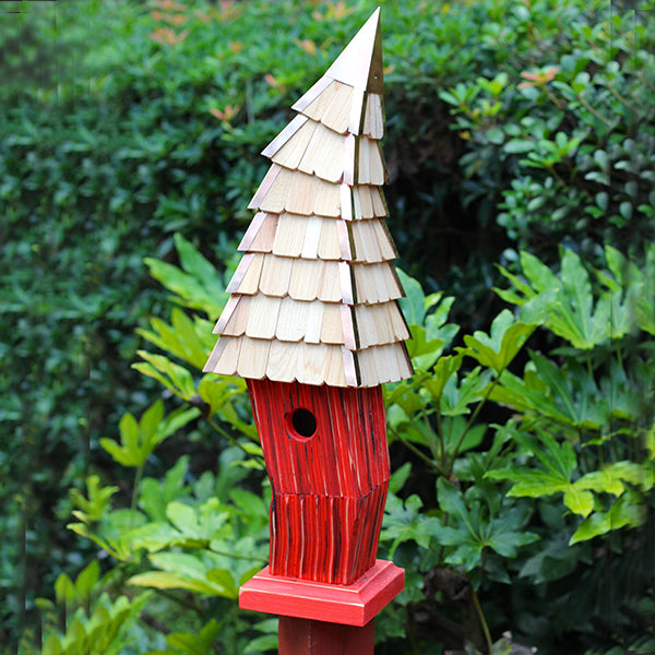 Birdiwampus, Whimsical Bird House