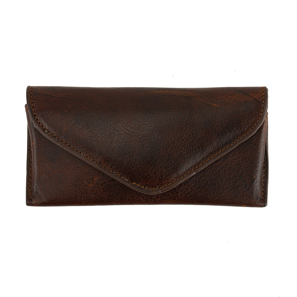 Leather Eyeglass Case, 6.5""