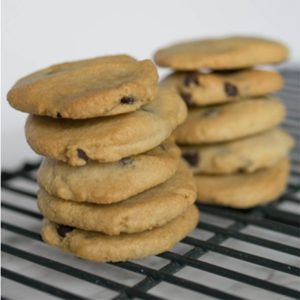 Big Chocolate Chip Cookies, Package of 6