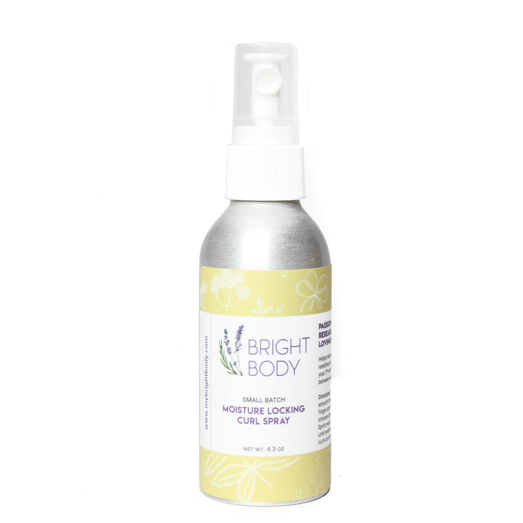 Moisture Locking Curl Spray by Bright Body