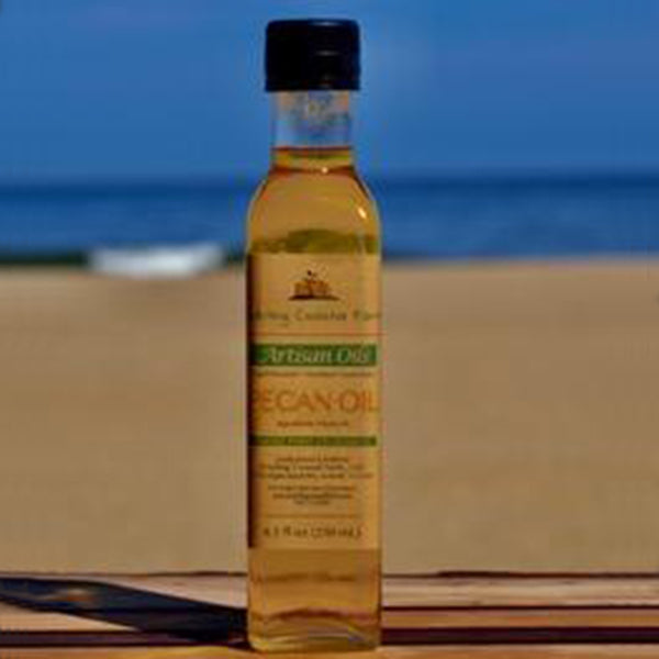 Pecan Oil, Extra Virgin Cold Pressed