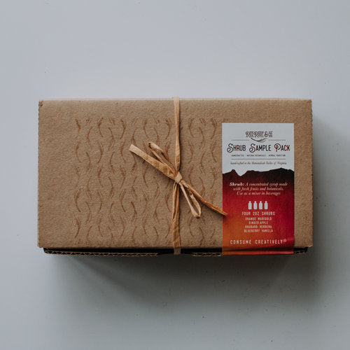 Red Root & Co Shrub Gift Pack