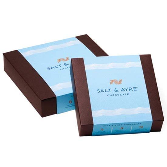 SALT & AYRE CHOCOLATE