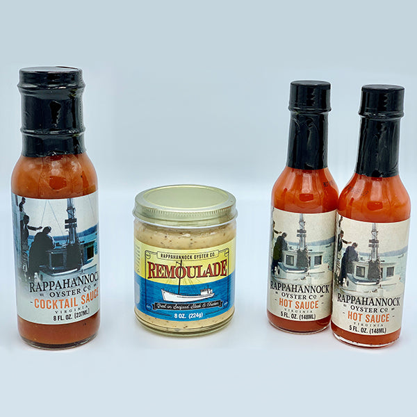 Rappahannock Sauces Gift Pack