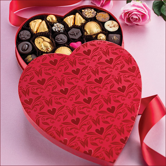 With Love, Ultimate Assortment, 36 Pieces